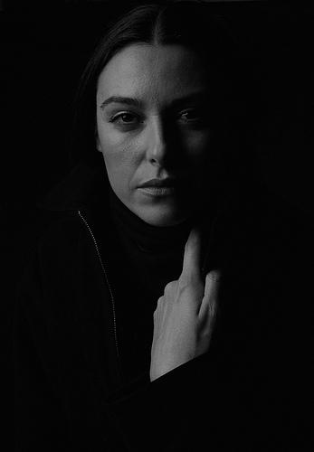 Low Light Portrait by Justin Mclean